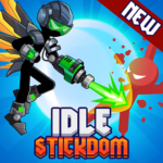 Stickdom Idle: Taptap Titan Clicker Heroes 0.2.2 APK