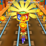 Subway Train Track – Boy Surf And Runner 1.4 APK