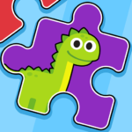 Toddler Puzzles for Kids – Baby Learning Games App 5 APK