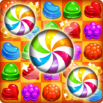Candy Amuse: Match-3 puzzle 75 APK