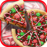 Christmas Candy Pizza Maker Fun Food Cooking Game 1.4 APK