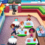 Cooking Cafe Story 1.6 APK