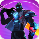 Cyber Fighters: Death of the Legend Shadow Hunter 1.39.2.2APK