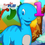 Dino 1st Grade Learning Games 3.50 APK