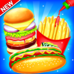 Famous Street Food Cooking Chef Game 1.0.3 APK