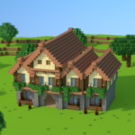 House Craft 3D – Idle Block Building Game 1.2.6 APK