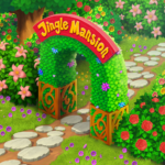 Jingle Mansion-match 3 adventure story games free 2.4.4 APK