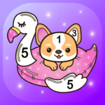 Magic Color – kids coloring book by numbers 2.12 APK