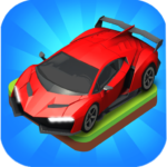 Merge Car game free idle tycoon 1.1.78 APK