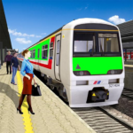 Modern Train Driving Simulator: City Train Games 3.0 APK