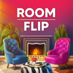 Room Flip : Design 🏠 Dress Up 👗 Decorate 🎀 1.3.6 APK