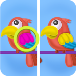 Spot the difference – Find & solve the puzzle 2.0 APK