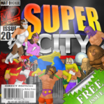 Super City (Superhero Sim) 1.240 APK