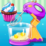 🧁🧁Sweet Cake Shop 3 – Cupcake Fever 5.2.5026 APK