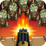 Zombie War: Idle Defense Game 57 APK
