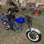 motorcycle racing star – ultimate police game 4 APK