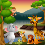 Animal Sounds and Puzzles 1.0.1 APK