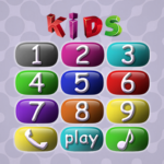 Baby Phone for Kids – Learning Numbers and Animals  APK