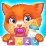 Cat game – Pet Care & Dress up Games for kids 1.4 APK
