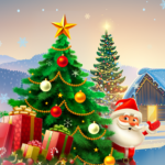 Christmas Hidden Object: Xmas Tree Magic 1.1.85b APK