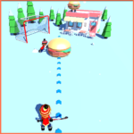 Crazy kick : new hockey shot – ice hockey 0.2 APK
