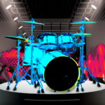 Drum Hero (rock music game, tiles style) 2.4.1 APK