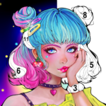 Flora Coloring: Color by Number Painting Game 1.0.7 APK