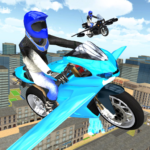 Flying Motorbike Simulator 1.19 APK