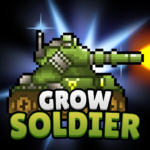 Grow Soldier – Idle Merge game 3.9.2 APK