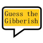 Guess the gibberish game – word games / challenge 1.31 APK
