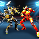 Hero Robot Super Boxing Steel Fight Real Battle 5.0 APK