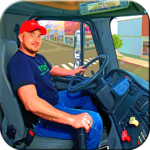 In Truck Driving: Euro new Truck 2020 4.5 APK