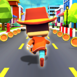 KIDDY RUN – Blocky 3D Running Games & Fun Games 1.04 APK