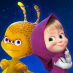 Masha and the Bear: We Come In Peace! 1.1.4 APK
