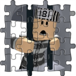 Obby Escape from Prison – Roblx Jigsaw Game 1.0 APK