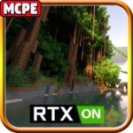 RTX Ray Tracing for Minecraft PE 1.1 APK