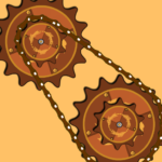 Steampunk Idle Spinner: Coin Factory Machines 2.0.0 APK