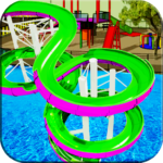 Water Slide Games Simulator 1.1.7 APK