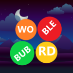 Word Bubble Stacks -Word IQ Brain Games For Adults 1.1.7 APK