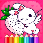 Animated Kids Coloring Book 3.4 APK