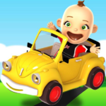 Baby Car Fun 3D – Racing Game 210108 APK