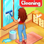 Big Home Cleanup and Wash : House Cleaning Game 3.0.2 APK