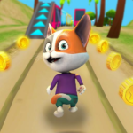 Cat Run Simulator 3D : Design Home 3.0 APK