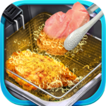 Deep Fried Crispy Chicken Parmesan – Street Food 1.3 APK