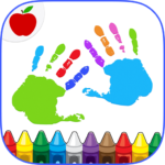 Kids Finger Painting Coloring 22 APK