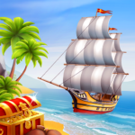 Pocket Ships Tap Tycoon: Idle Seaport Clicker 0.9.5 APK