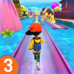 RUN RUN 3D 3 – Hyper Water Surfer Endless Race 500.7.0 APK