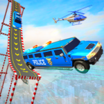 US Police Limo Ramp Car Stunts: Police Car Games 1.7 APK
