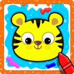 Animal Sounds for babies & Coloring book for kids 1.20 APK