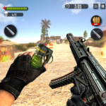 Battleground Fire Cover Strike: Free Shooting Game 2.1.4 APK